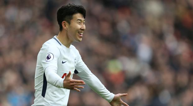 Son Heung-min is a key player for Tottenham
