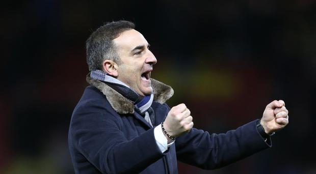 Swansea manager Carlos Carvalhal sends his side into battle with Tottenham on Tuesday night