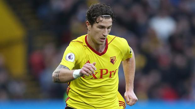 Daryl Janmaat, pictured, has hailed Pep Guardiola's champions-elect