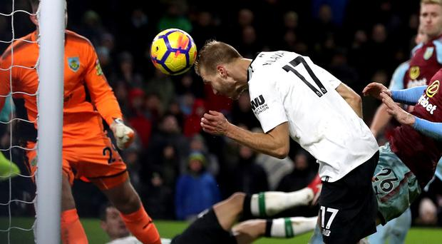 Defender Ragnar Klavan, Liverpool's match-winner at Burnley, is one of the players most under threat from Virgil van Dijk's arrival.