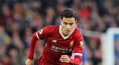 Liverpool's Philippe Coutinho comes with a high price tag