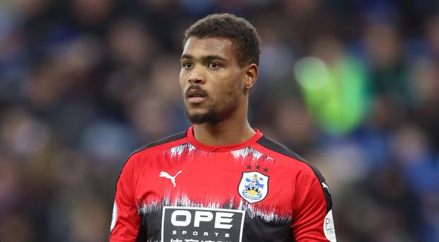 Huddersfield's Steve Mounie felt the Terriers' mistakes cost them in defeat at Leicester