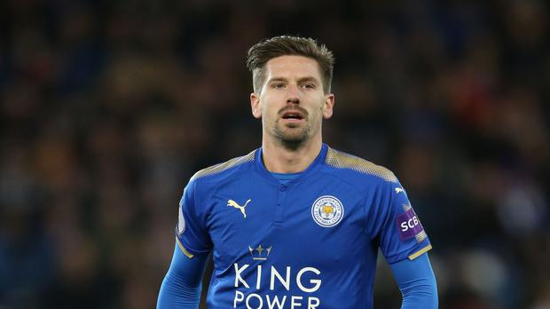 Leicester's Adrien Silva made his Foxes debut against Huddersfield on New Year's Day.