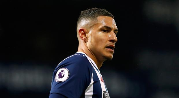 Jake Livermore was involved in an altercation with a West Ham fan