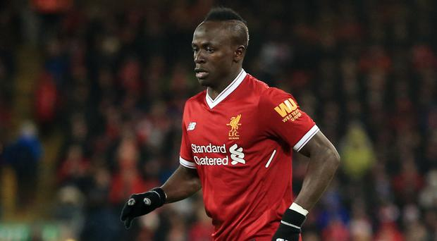 Liverpool forward Sadio Mane has been boosted by his goal at Burnley.