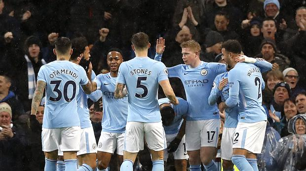 Manchester City are packing more financial power than any other team in world football, a new study says