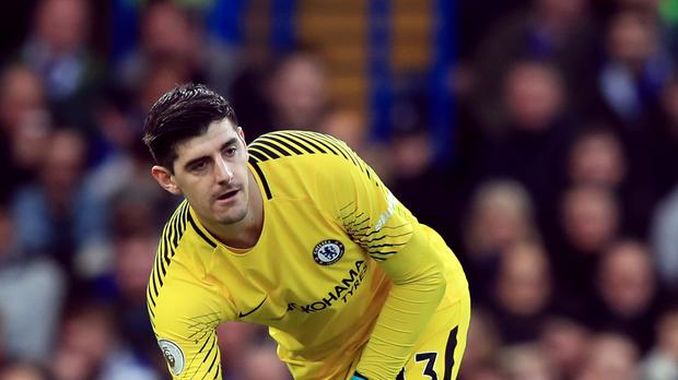 Chelsea goalkeeper Thibaut Courtois is ready to extend his contract at Stamford Bridge