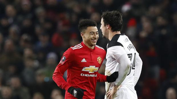 Jesse Lingard had the last laugh at Old Trafford