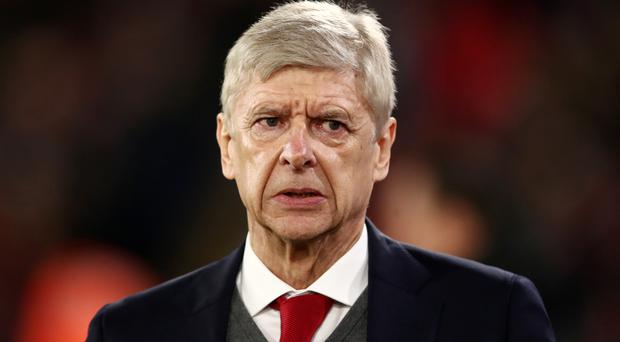 Arsene Wenger has been handed a three-match touchline ban