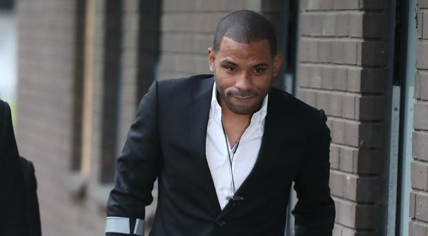 Crystal Palace midfielder Jason Puncheon has been charged with a public order offence