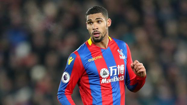 Ruben Loftus-Cheek has impressed during his time with Crystal Palace