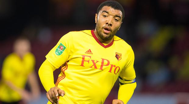 Watford's Troy Deeney is staying at the club, boss Marco Silva said