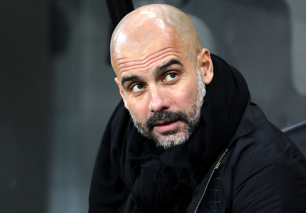 Guardiola made headlines earlier in the week when he suggested the heaviness of the festive fixture schedule was