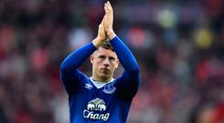 Everton have come off distinctly second best in the deal to sell Ross Barkley to Chelsea Photo: Getty