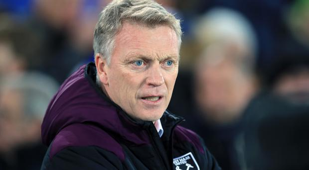 Moyes knows all about Shrewsbury's potential for Cup upsets. Photo: PA