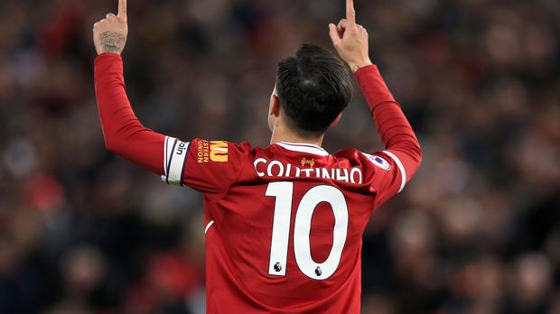 Philippe Coutinho will be unveiled by Barcelona on Monday