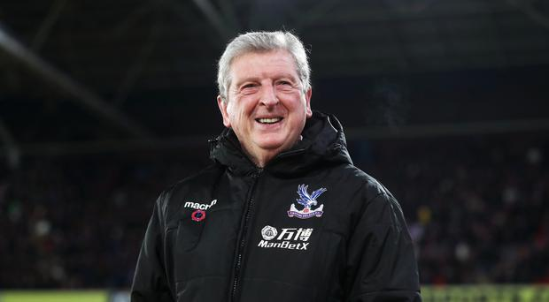 Crystal Palace manager Roy Hodgson is no fan of boasting
