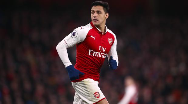 Manchester City are reportedly set to make a fresh bid for Arsenal's Alexis Sanchez