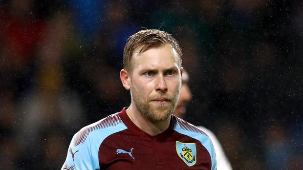 Scott Arfield is yet to sign a new contract at Burnley