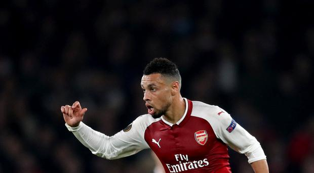 Midfielder Francis Coquelin joined Spanish club Valencia from Arsenal