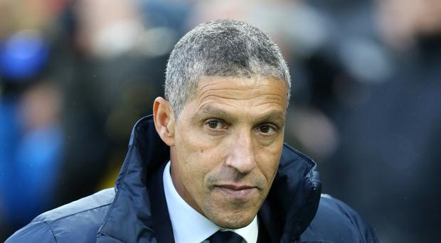 Chris Hughton has become one of England's leading bosses
