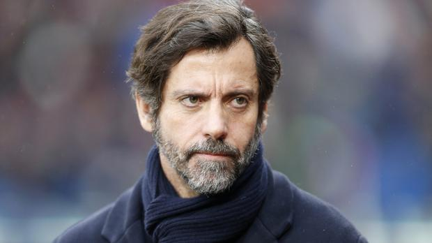 Quique Sanchez Flores is Stoke's top choice to be their new manager