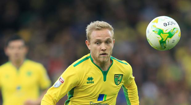 Alex Pritchard is Huddersfield's second signing this month