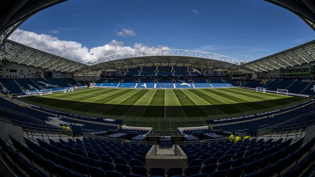 Brighton have brought in youngster Warren O'Hora