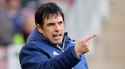 Sunderland manager Chris Coleman saw his side well beaten by Cardiff on his return to Wales