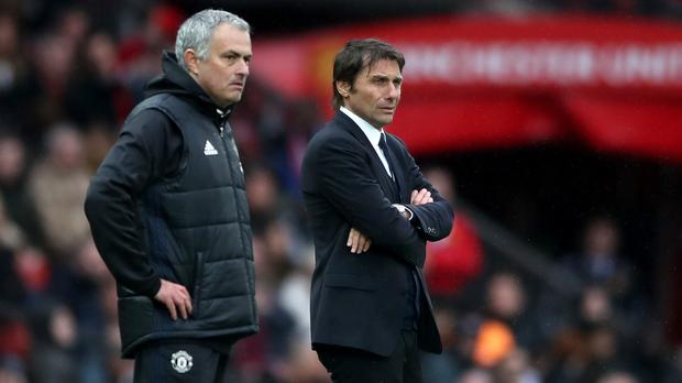 The war of words between Antonio Conte and Jose Mourinho goes on