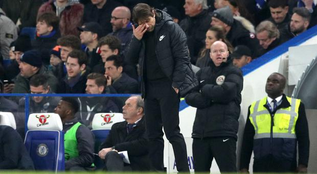 Chelsea head coach Antonio Conte attributed the poor performance in the 0-0 draw with Leicester to tiredness