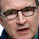 Martin O'Neill rejects offer to return to the Premier League Photo: Sportsfile