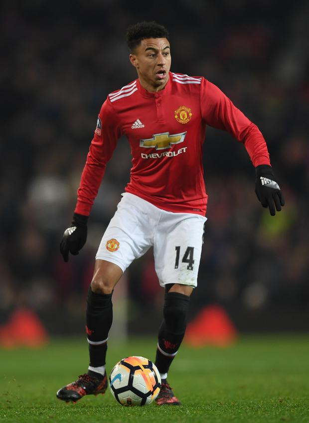 Jesse Lingard: Triumph of perseverance Photo: Getty