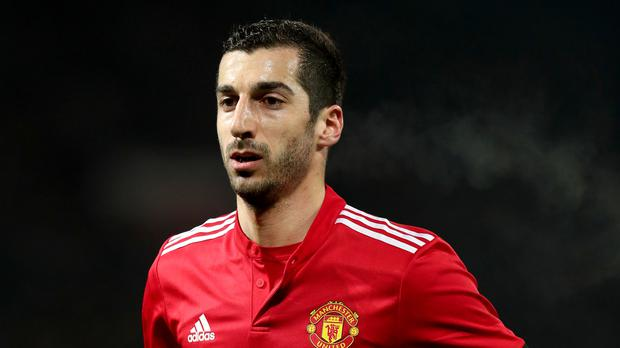 Henrikh Mkhitaryan has been inconsistent since arriving in the summer of 2016