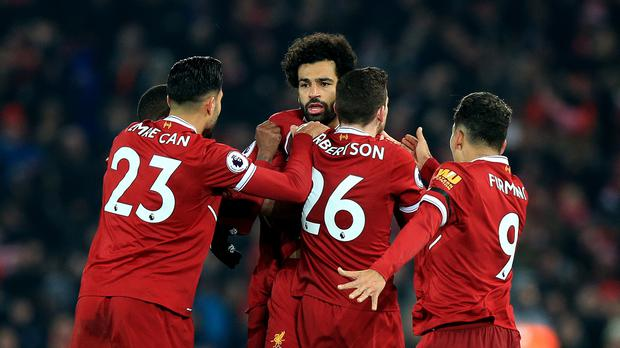 Manchester City's unbeaten Premier League run ended by Liverpool in