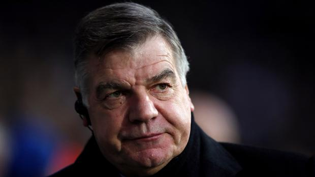 Everton manager Sam Allardyce says there are testing times ahead for his team