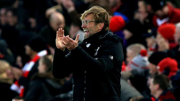 Jurgen Klopp was pleased with Liverpool's victory over Manchester City