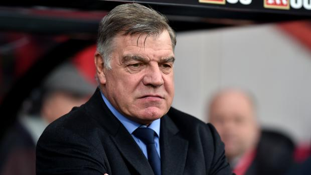 Sam Allardyce was frustrated after Bournemouth's late winner