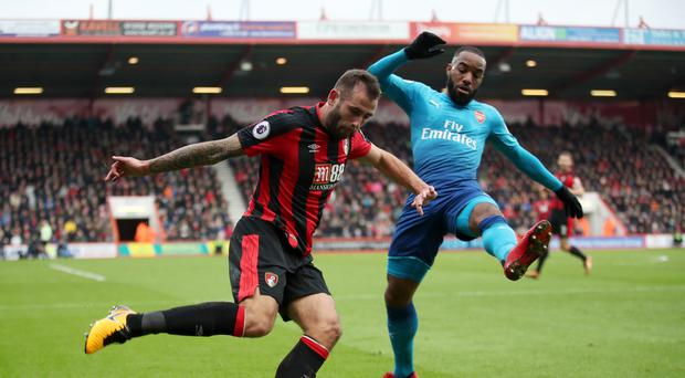 Bournemouth come from behind to beat lackluster Arsenal