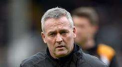 Paul Lambert is Stoke's new manager.