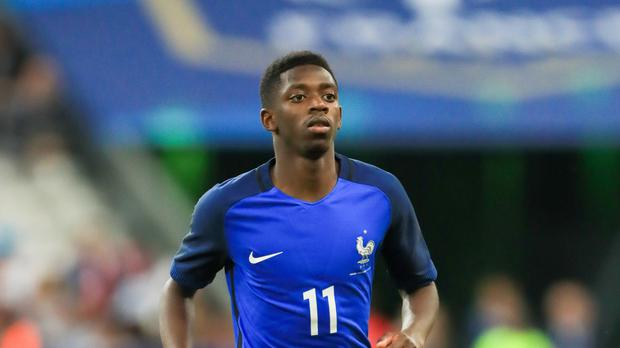 Barcelona and France winger Ousmane Dembele has suffered another injury blow