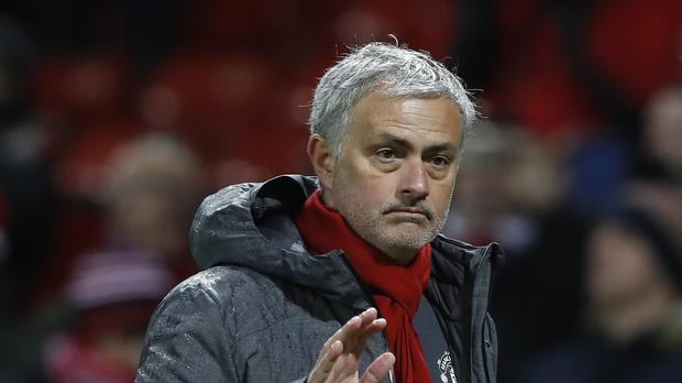 Jose Mourinho's side have won all three games in 2018