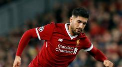 Liverpool midfielder Emre Can believes the performance against Manchester City means they will be be respected even more by opponents.
