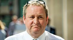 Mike Ashley has believed to have ended takeover talks