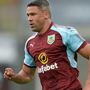 Jon Walters' short-term future is up in the air again after the Ireland striker posted a picture of himself in a hospital bed last night. Photo: Sportsfile