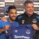 New Everton signing Theo Walcott is keen to get going at Goodison Park (PA Video).
