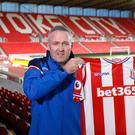 Paul Lambert is the new Stoke boss