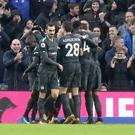 Chelsea eased to victory at Brighton