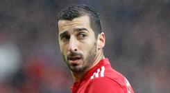 Henrikh Mkhitaryan. Photo: PA Wire/PA Images