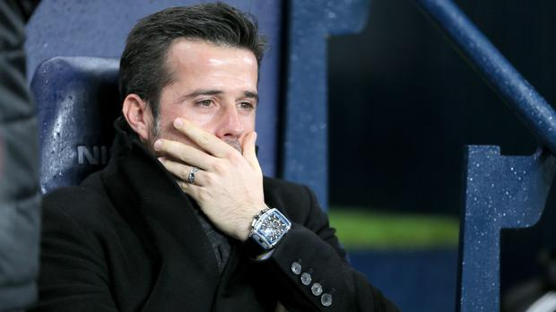 Former Watford manager Marco Silva